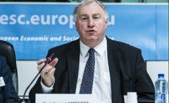 Bonaccini su elezione Lambertz