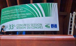 CPLRE: svolta la XXXIII sessione