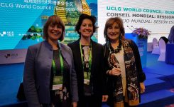 AICCRE ed UCLG:  in Agenda un mondo migliore