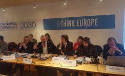 """Bonaccini: """"per l'Europa più democrazia e sviluppo"""""""