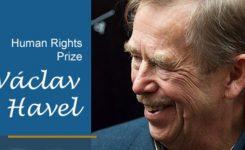 Diritti umani: VI edizione premio Havel