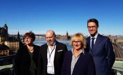 Si rafforza cooperazione tra Svezia ed Italia