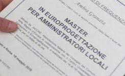 A novembre VII Master Europrogettazione: un servizio unico!