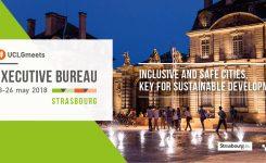 A Strasburgo Bureau UCLG: in Agenda…il 2030