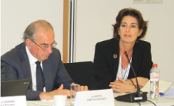 """Programma """"Rights and Values"""", Carla Rey alla Commissione: """"non ridurre il budget e dare speranza ai giovani"""""""