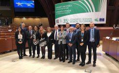 Consiglio d'Europa, nuove cariche CPLRE: Italia protagonista