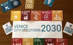 SDGs, una opportunità per tutti! Ad ottobre II edizione di Venice City Solutions 2030