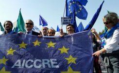 AICCRE E MFE: RILANCIAMO L'EUROPA DEMOCRATICA E DEI CITTADINI!
