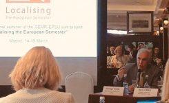 Parti sociali ed enti locali nel semestre: seminario CCRE-EPSU. L'AICCRE c'è