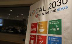 Agenda 2030, fondamentale il ruolo degli enti locali