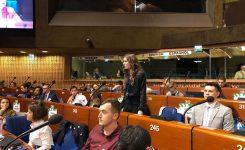 Consiglio d'Europa, il CPLRE parla giovane e  parla italiano