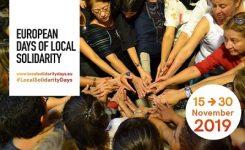 EDLS 2019: solidarietà e sviluppo sostenibile, Sicilia protagonista