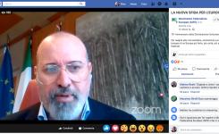 Festa Europa, iniziativa AICCRE-MFE-ME: ascolta l'intervento di Stefano Bonaccini