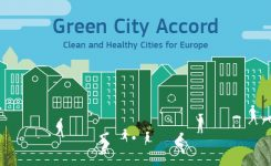"""CCRE lancia il """"Green City Accord"""" per rendere i nostri spazi urbani più sani e puliti"""