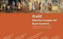 AICCRE e Consiglio d'Europa, Governance: lanciato Programma ELoGe