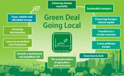 "Bando di gara ""Green Deal europeo"": 1 miliardo di € per transizione verde"