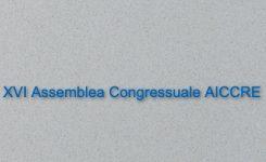 XVI Assemblea Congressuale AICCRE
