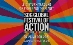 Anche l'AICCRE allo SDG Global Festival! L'intervento di Carla Rey
