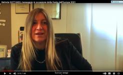 9 maggio, festa dell'Europa: il video-messaggio di Belinda Gottardi