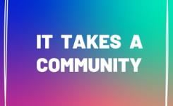 """UCLG, Governance e migrazione: partecipa anche tu alla campgna """"It Takes a Community"""""""
