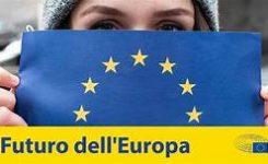 Conferenza futuro Europa: incontro della delegazione italiana