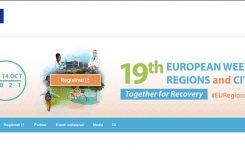 Partecipa alla Settimana europea delle regioni e delle città. Gli eventi del CEMR